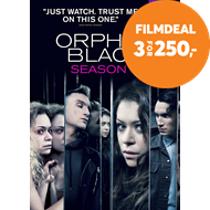 Produktbilde for Orphan Black - Sesong 3 (DVD)