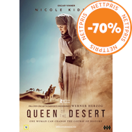 Produktbilde for Queen Of The Desert (DVD)