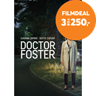Produktbilde for Doctor Foster - Sesong 1 (DVD)