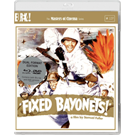 Fixed Bayonets (UK-import) (Blu-ray + DVD)