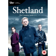 Shetland - Sesong 1 - 3 (UK-import) (DVD)