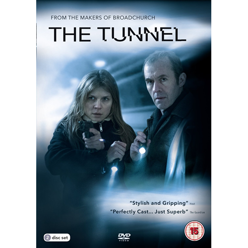 The Tunnel - Sesong 1 (UK-import) (DVD)