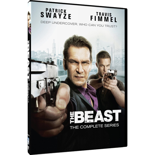 The Beast - The Complete Series (DVD - SONE 1)