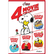 Peanuts Movies: 4 Movie Collection (DVD - SONE 1)