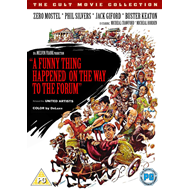 A Funny Thing Happened On The Way To The Forum (UK-import) (DVD)