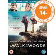 Produktbilde for A Walk In The Woods (UK-import) (DVD)
