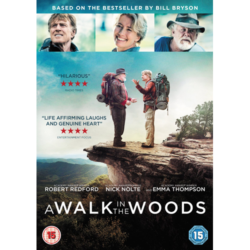 A Walk In The Woods (UK-import) (DVD)