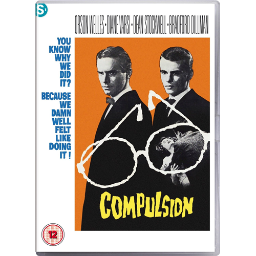 Compulsion (UK-import) (DVD)