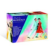 Must See Musicals - 10 Film Collection (UK-import) (DVD)