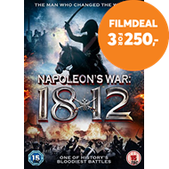 Produktbilde for Napoleon's War: 1812 (UK-import) (DVD)