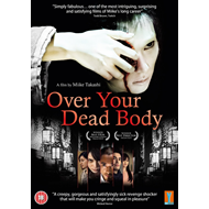 Over Your Dead Body (UK-import) (DVD)