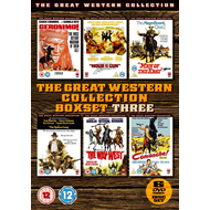 The Great Western Collection - Boxset Three (UK-import) (DVD)