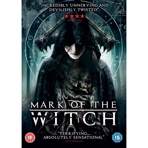 Mark Of The Witch (UK-import) (DVD)