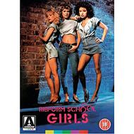 Reform School Girls (UK-import) (DVD)