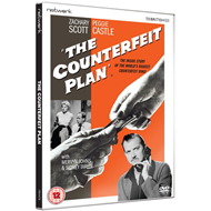 Produktbilde for The Counterfeit Plan (UK-import) (DVD)