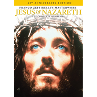 Produktbilde for Jesus Of Nazareth: The Complete Miniseries (DVD - SONE 1)