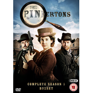 The Pinkertons - Sesong 1 (UK-import) (DVD)