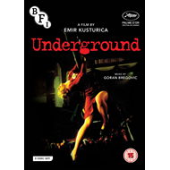 Underground (UK-import) (DVD)