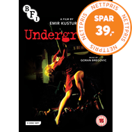 Produktbilde for Underground (UK-import) (DVD)