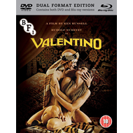 Valentino (UK-import) (Blu-ray + DVD)