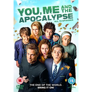 You, Me And The Apocalypse (UK-import) (DVD)