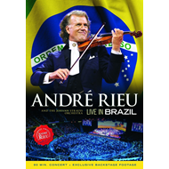 André Rieu - Live In Brazil (DVD)