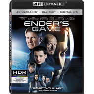 Ender's Game (4K Ultra HD + Blu-ray)