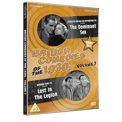British Comedies Of The 1930s: Volume 7 (UK-import) (DVD)