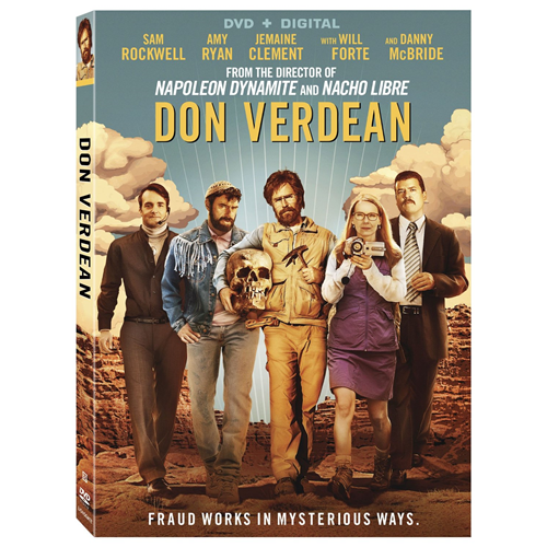 Don Verdean (DVD - SONE 1)