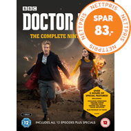 Produktbilde for Doctor Who - Sesong 9 (UK-import) (DVD)