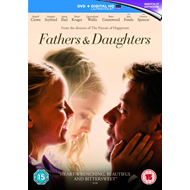 Produktbilde for Fathers & Daughters (UK-import) (DVD)