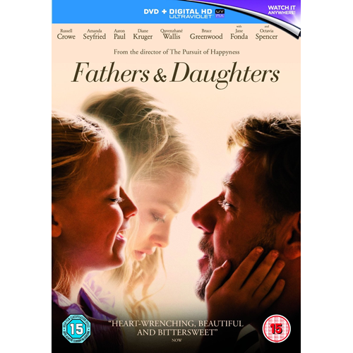 Fathers & Daughters (UK-import) (DVD)