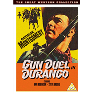 Gun Duel In Durango (UK-import) (DVD)