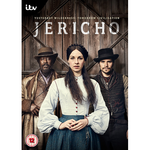 Jericho (UK-import) (DVD)