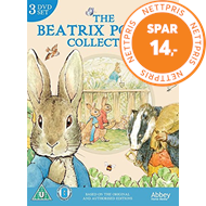 Produktbilde for The Beatrix Potter Collection (UK-import) (DVD)