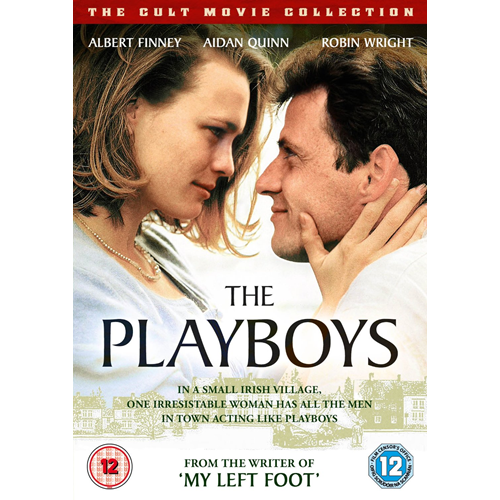 The Playboys (UK-import) (DVD)