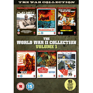 The World War II Collection - Volume 1 (UK-import) (DVD)