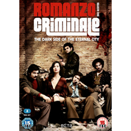 Romanzo Criminale - Sesong 1 (UK-import) (DVD)