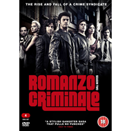 Romanzo Criminale - Sesong 2 (UK-import) (DVD)