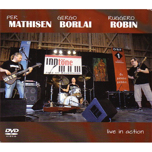 Live In Action (DVD)