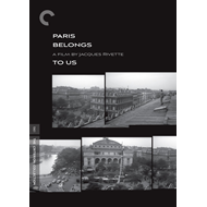Paris Belongs To Us - Criterion Collection (DVD - SONE 1)