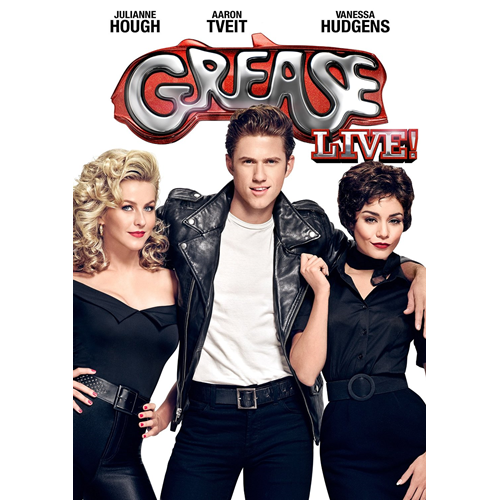 Grease Live! (DVD - SONE 1)