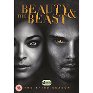 Beauty And The Beast - Sesong 3 (UK-import) (DVD)