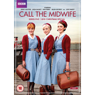 Produktbilde for Call The Midwife / Nytt Liv I East End - Sesong 5 + Christmas Special (UK-import) (DVD)