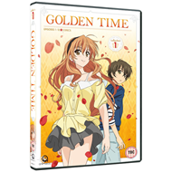 Golden Time - Collection 1 (UK-import) (DVD)