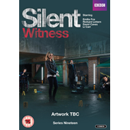 Silent Witness - Sesong 19 (UK-import) (DVD)