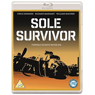 Sole Survivor (UK-import) (Blu-ray + DVD)