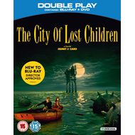 The City Of Lost Children (UK-import) (Blu-ray + DVD)