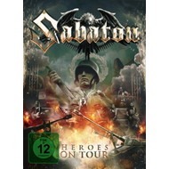 Sabaton - Heroes On Tour (m/CD) (DVD)
