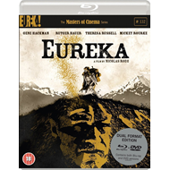 Eureka (UK-import) (Blu-ray + DVD)